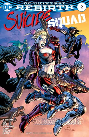 Suicide Squad (2016-2019) No.2