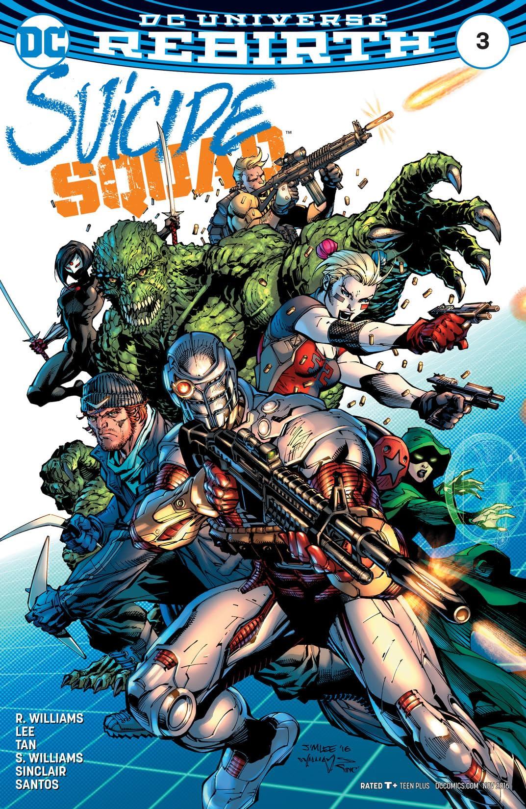 Suicide Squad (2016-) #3