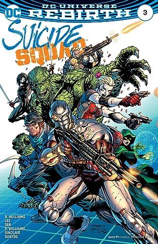 Suicide Squad (2016-2019) No.3
