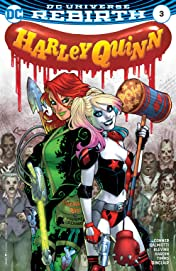 Harley Quinn (2016-) #3