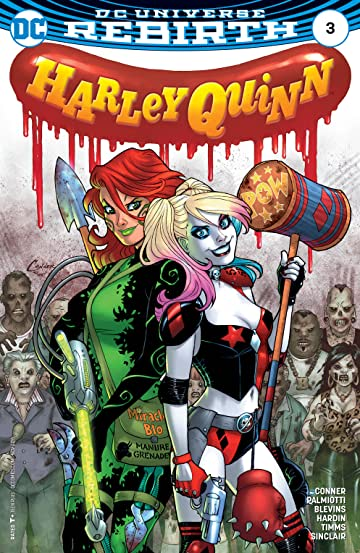 103893e9f079 Harley Quinn (2016-)  3 - Comics by comiXology  Web UK