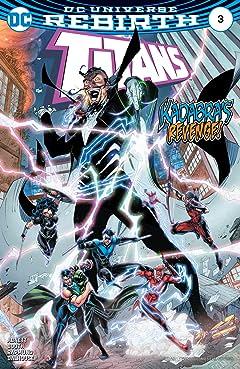 Titans (2016-) #3