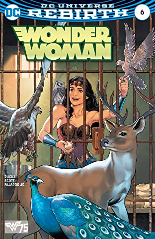 Wonder Woman (2016-) No.6