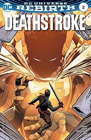 Deathstroke (2016-) No.2