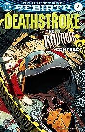Deathstroke (2016-) #3