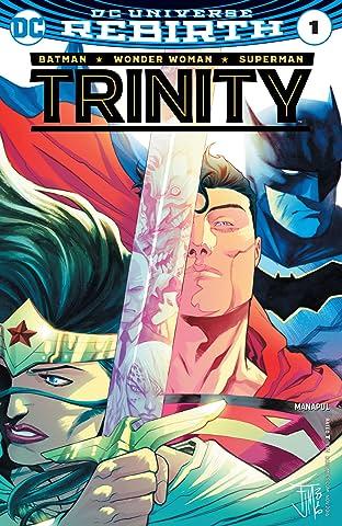 Trinity (2016-) #1