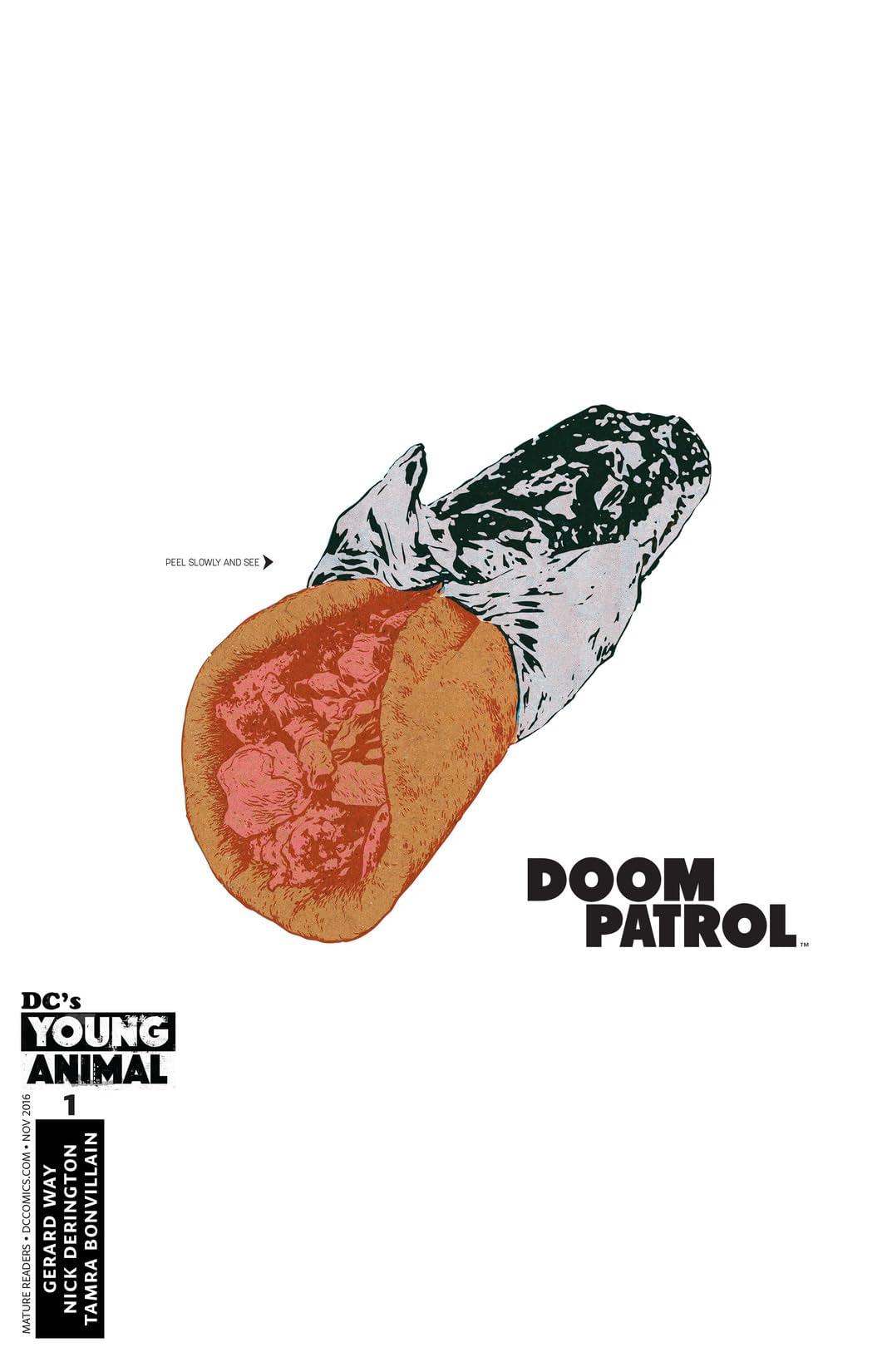 Doom Patrol (2016-2018) #1