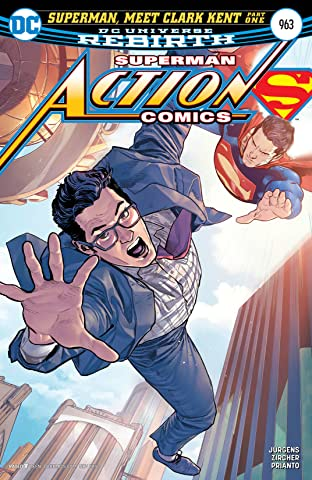 Action Comics (2016-) No.963