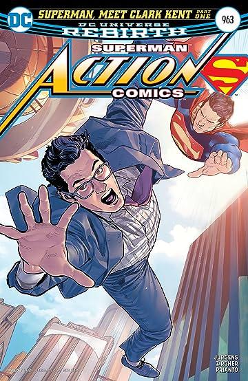 Action Comics (2016-) #963