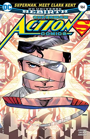 Action Comics (2016-) No.964