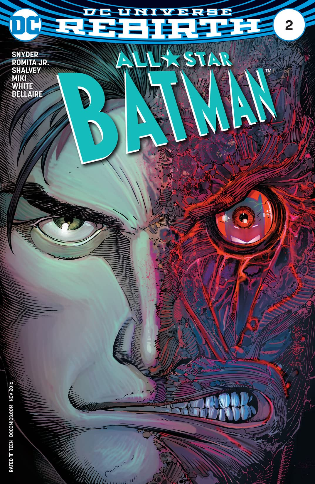 All-Star Batman (2016-2017) #2