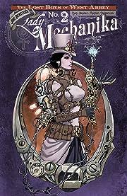Lady Mechanika: Lost Boys of West Abbey #2