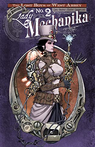 Lady Mechanika: Lost Boys of West Abbey No.2