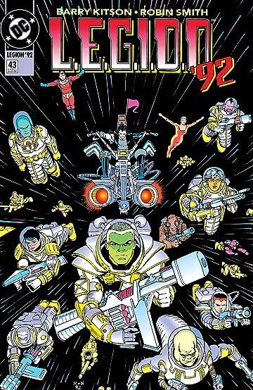 L.E.G.I.O.N. (1989-1994) #43