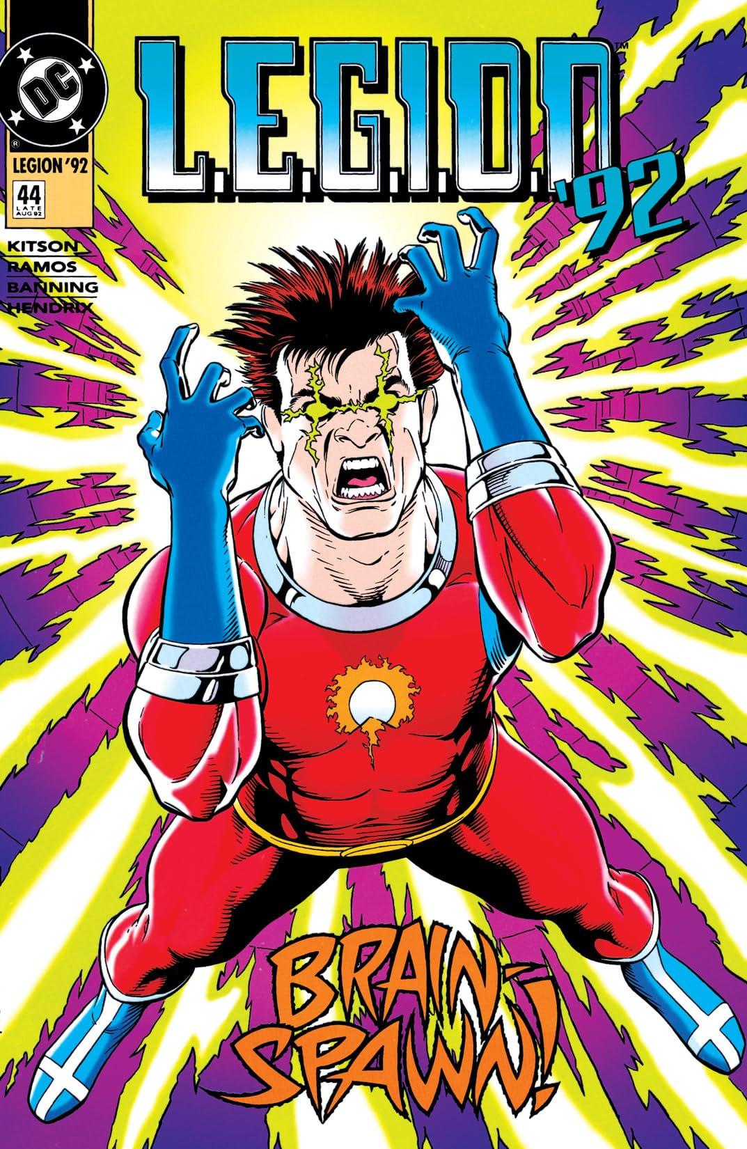 L.E.G.I.O.N. (1989-1994) #44