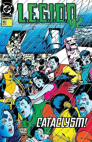 L.E.G.I.O.N. (1989-1994) #45