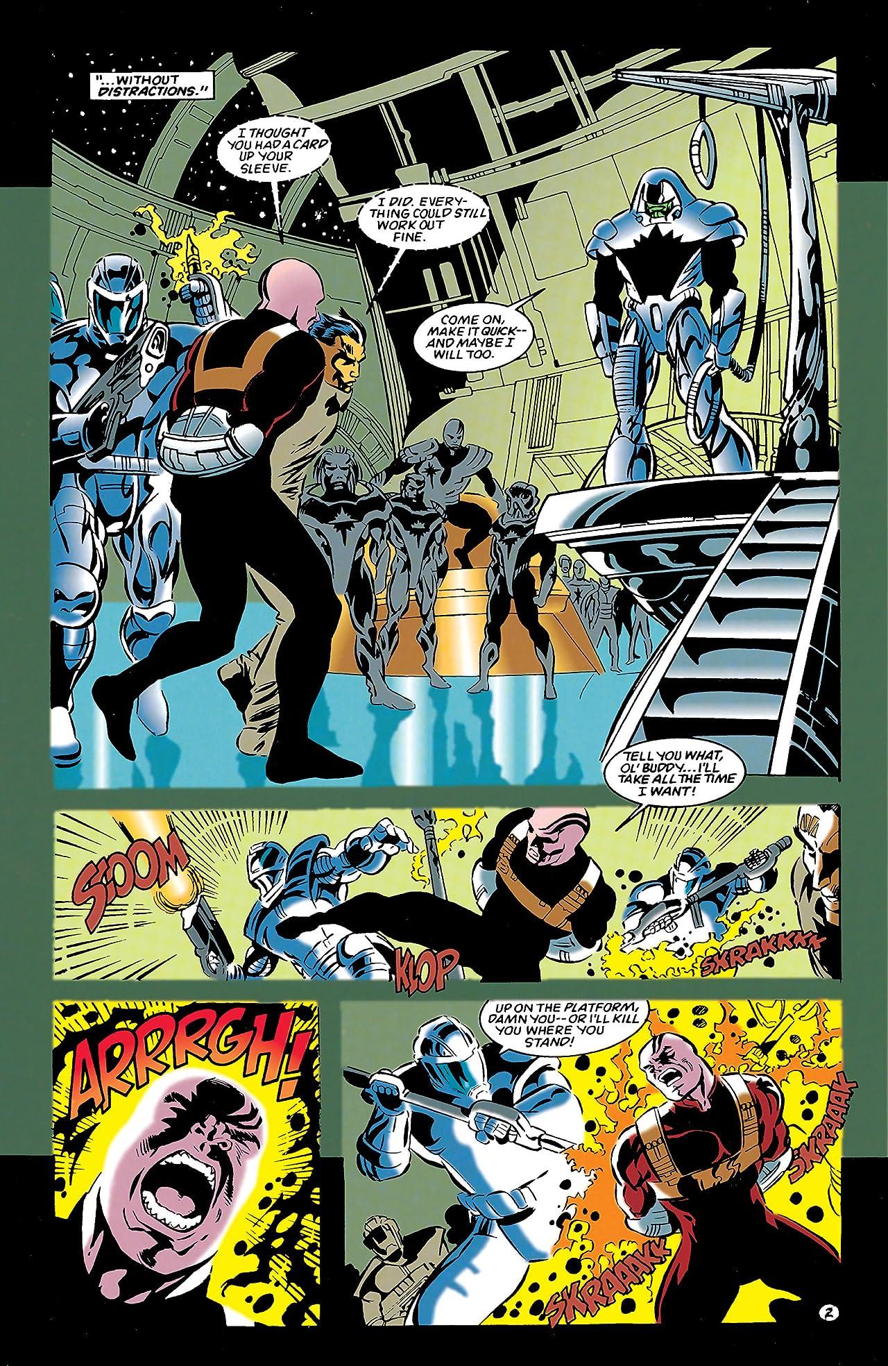 The Darkstars (1992-1996) #29