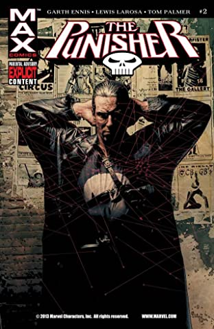 The Punisher (2004-2008) #2