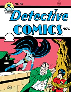 Detective Comics (1937-2011) #45