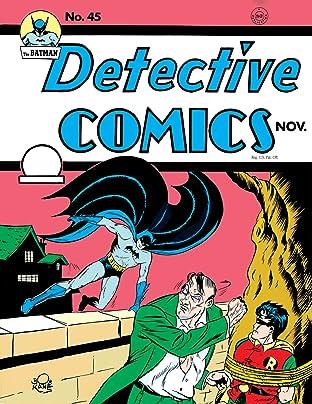 Detective Comics (1937-2011) No.45