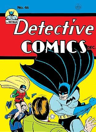 Detective Comics (1937-2011) No.46
