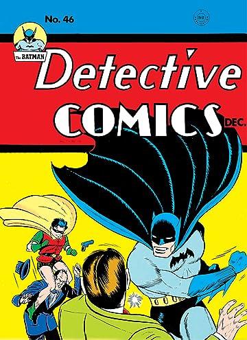 Detective Comics (1937-2011) #46