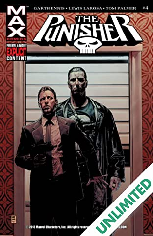 The Punisher (2004-2008) #4