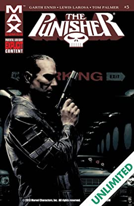 The Punisher (2004-2008) #5