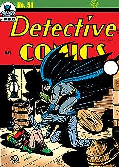 Detective Comics (1937-2011) #51