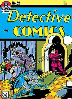 Detective Comics (1937-2011) #52