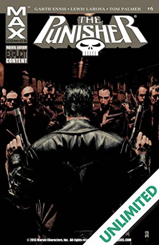 The Punisher (2004-2008) #6