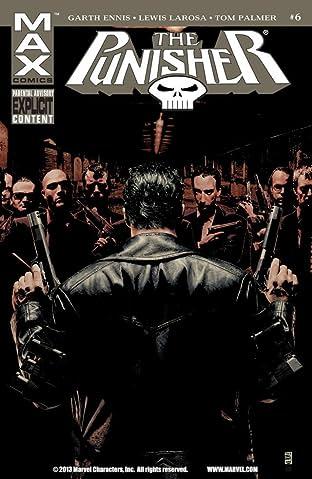 The Punisher (2004-2008) No.6