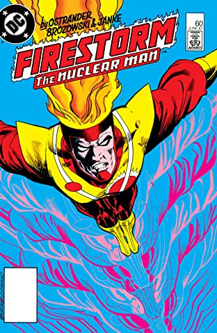 The Fury of Firestorm (1982-1990) #60