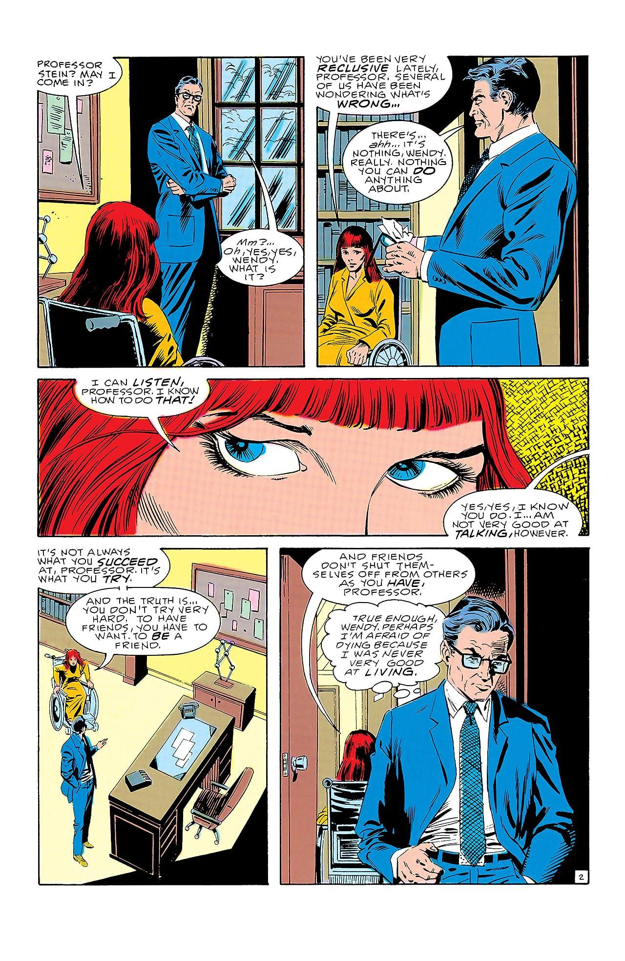 The Fury of Firestorm (1982-1990) #60