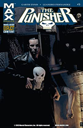 The Punisher (2004-2008) No.9