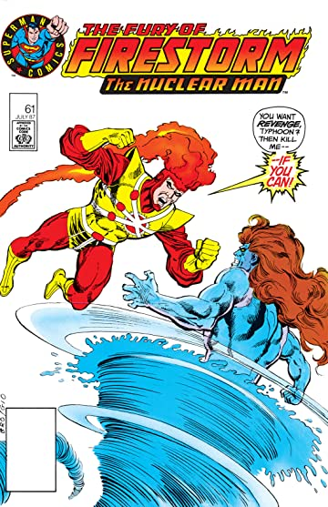 The Fury of Firestorm (1982-1990) #61