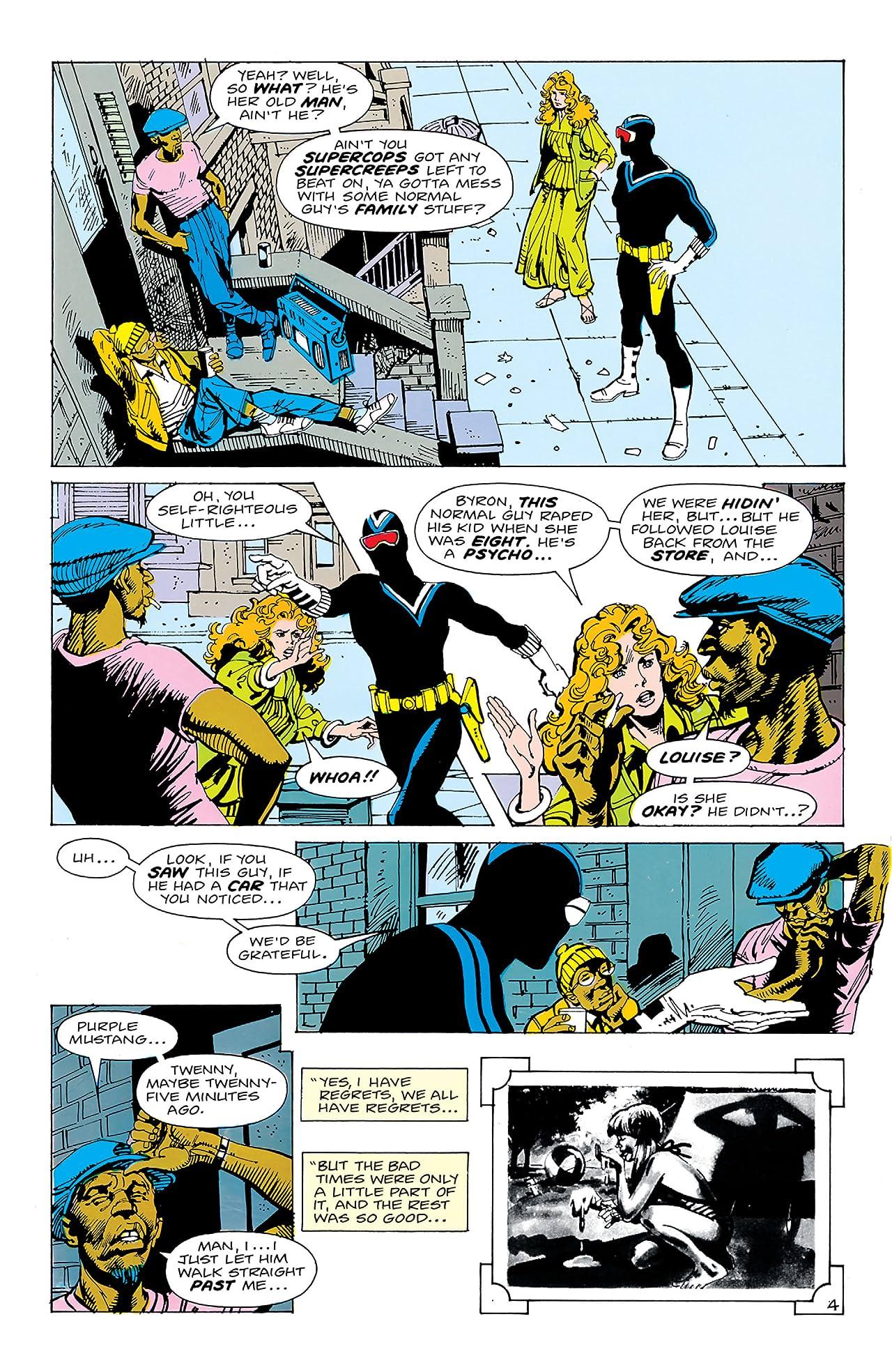 Vigilante (1983-1988) #18