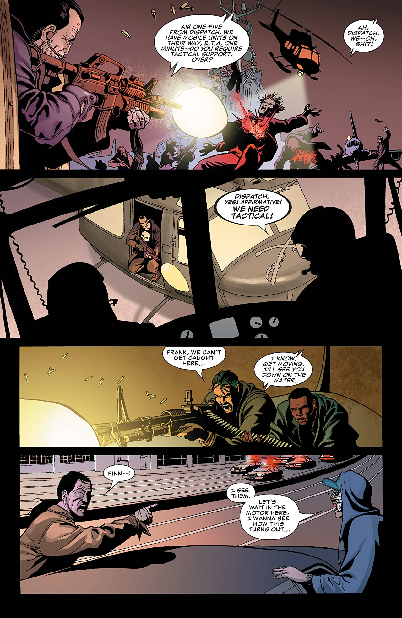 The Punisher (2004-2008) #11