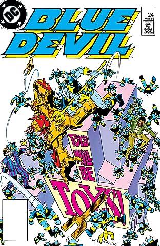 Blue Devil (1984-1986) #24