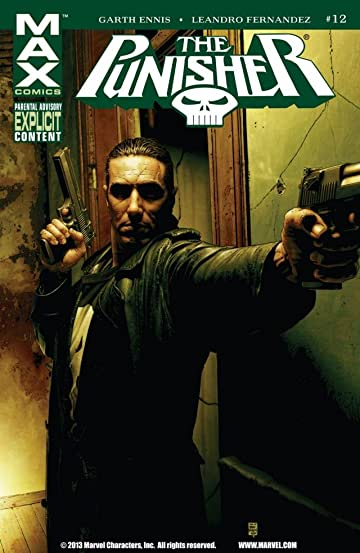 The Punisher (2004-2008) #12
