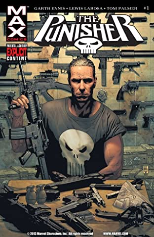 The Punisher (2004-2008) #1