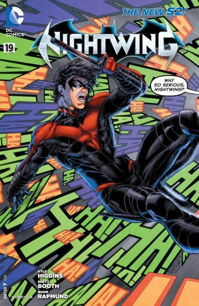 Nightwing (2011-2014) #19