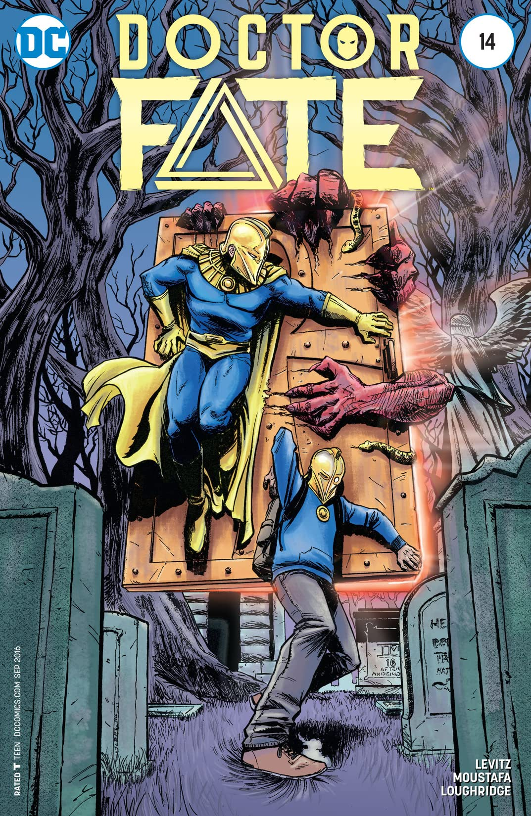 Doctor Fate (2015-2016) #14