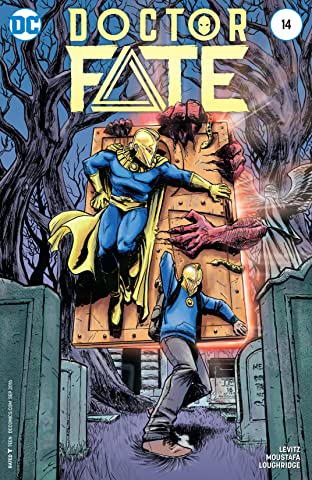 Doctor Fate (2015-) #14