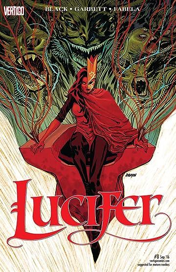 Lucifer (2015-2017) #8