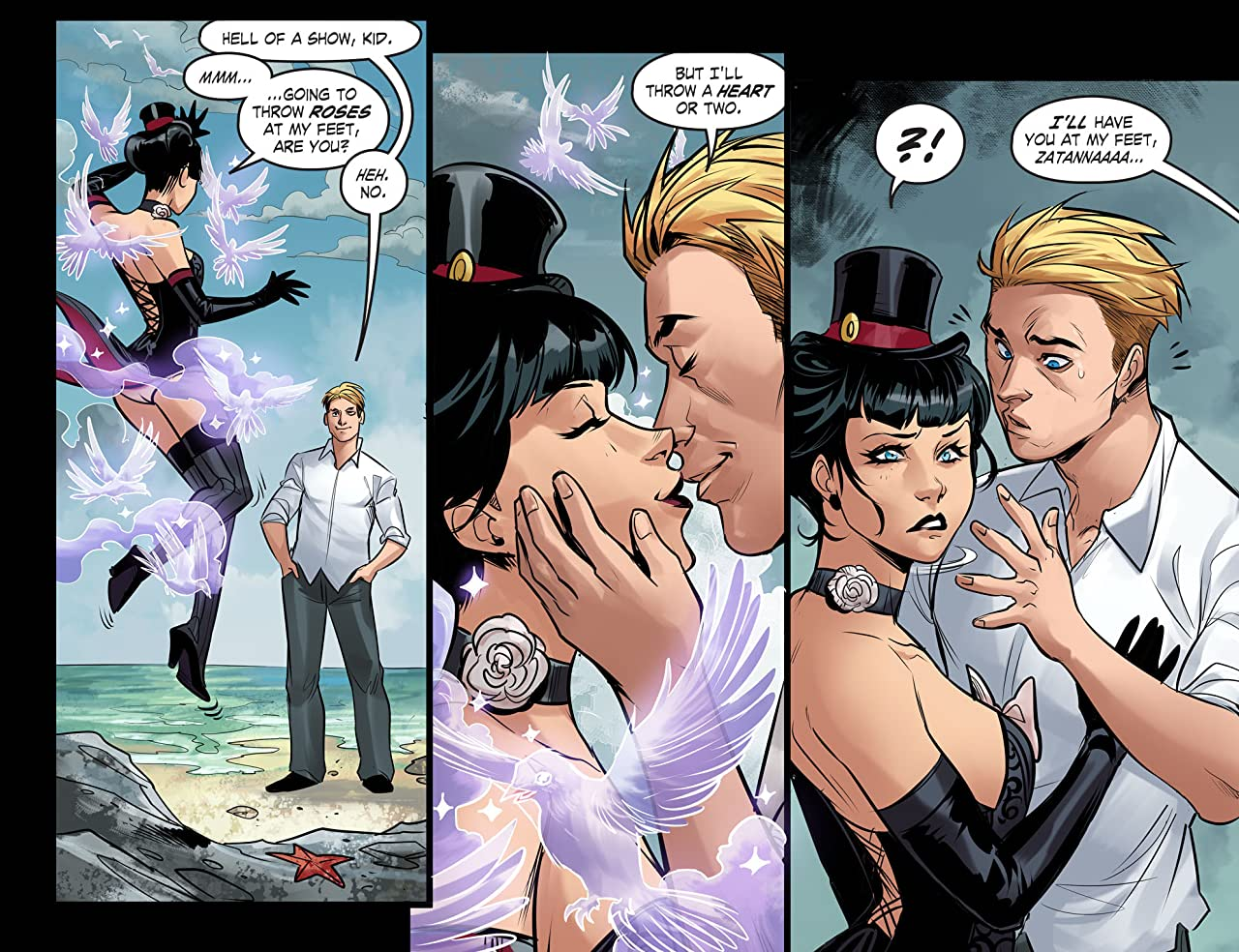 DC Comics: Bombshells (2015-2017) #53