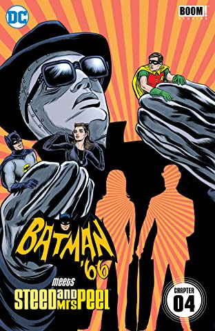 Batman '66 Meets Steed and Mrs Peel (2016) #4