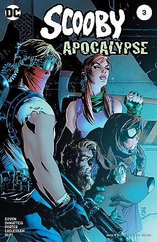 Scooby Apocalypse (2016-) #3