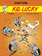 Lucky Luke Vol. 33: Kid Lucky
