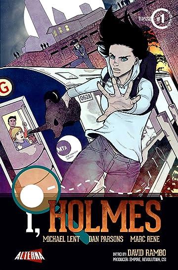 I, Holmes #1